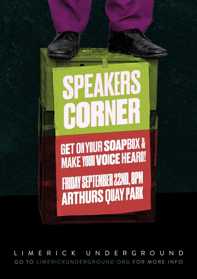 Culture Night Speakers Corner